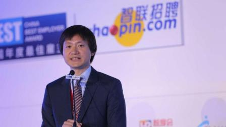 智联招聘CEO郭盛: 中国的中小企业平均寿命只有2.5年