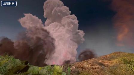 超级火山02——极其罕见, 电脑模拟超级过山爆发, 强大的力量