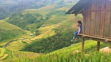 中国人到越南, 看看越南贫困农村环境怎么样? 和云南山区很相似