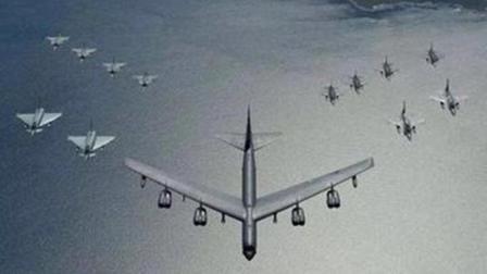 轰炸机携原子弹参战, 两千枚防空导弹拦截无效, 拉响核战警报
