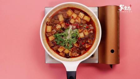 最简单的家常牛肉火锅做法, 肉香浓郁有窍门, 这样做天天吃不够
