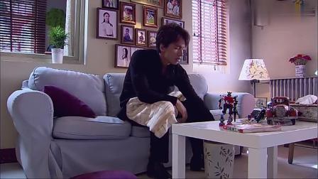 厉仲谋一早起来就看到睡着的吴桐, 吴桐醒来很尴尬