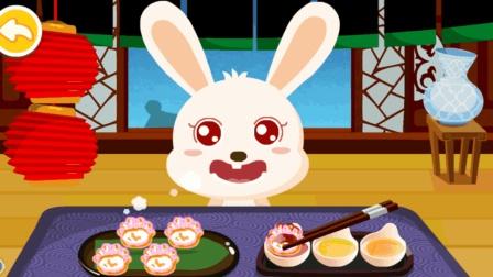 宝宝巴士: 中华美食饺子, 教孩子们自己手工DIY制作!