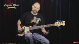 Fender American Professional Precision Bass V 试听
