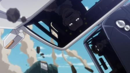 全职猎人: 伊路米不愧为操作系的一流高手, 司机都不受控制, 奇犽被摔至谷底