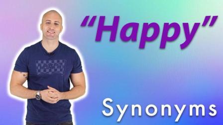 """说""""快乐""""的5种方式 English: """"Happy"""""""