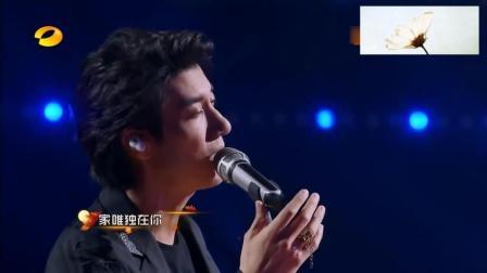王力宏与素人团合唱《落叶归根》, 深情唱出游子对故乡的思念!