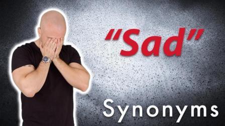 表达悲伤的5种方式 English: 'Sadness'
