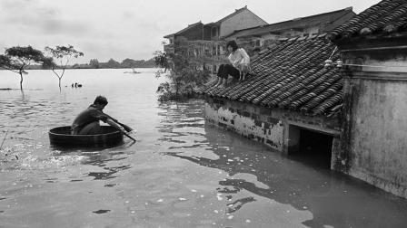 """河南驻马店""""75.8""""特大洪水, 29个县市、1100万人受灾, 损失上百亿!"""