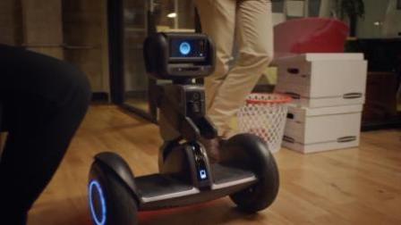 可以带出去浪的移动机器人