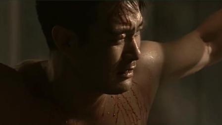 樊昊仑在《零下三十八度》光着膀子被折磨, 日本人盘问其特工身份