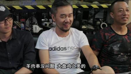 全国各地的摩托车骑士来到重庆集结, 准备从川藏317线进藏去拉萨!