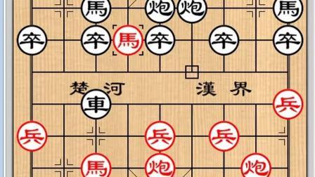 许银川快刀20步战胜吕钦, 堪称经典