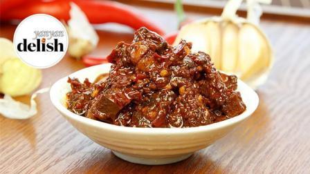 yanyandelish--香辣牛肉酱
