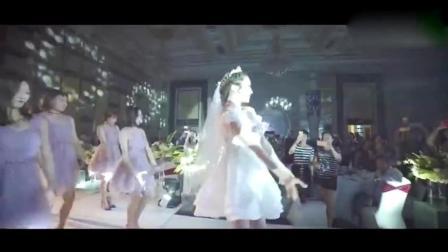 新娘伴娘热舞进场, 没点才艺不敢结婚系列