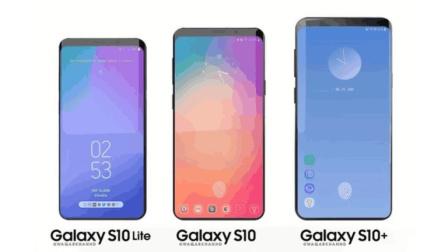 对标苹果iPhone, 三星S10国行版将增加至3款, 有望明年推出5G手机