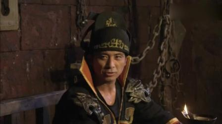 神探狄仁杰: 神秘杀手袭击天牢, 狱卒完全不是对手