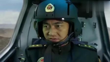 特种部队的飞行员在演习中遇到旅长, 果断地一个导弹打下来