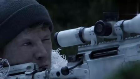 这部狙击猛片, 狙击手疯狂猎杀车臣武装! 迫不得已对方直接扛出RPG