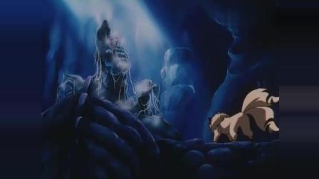 犬夜叉: 原来云母的主人不是珊瑚, 而是她!