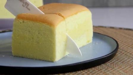 教你做斑斓海绵蛋糕, 有海绵般的口感, 不光美味看起来好非常的诱人