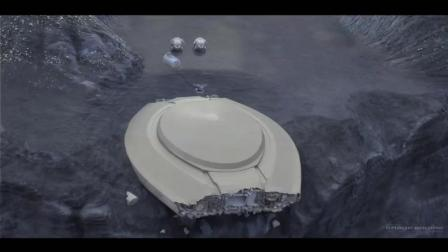 VFX在太空中迷失&视觉特效