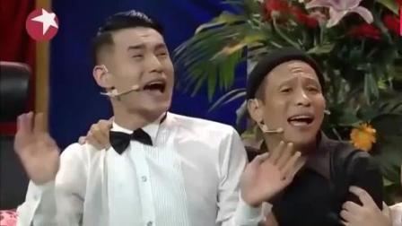 宋小宝上演打劫戏, 文松的反应出乎所有人意料, 瞬间全场沸腾!