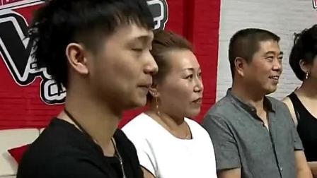 中国好声音: 粗狂嗓音细腻女控制不住, 刘欢套近乎, 那英拆台毁人型。
