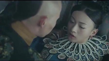 《延禧攻略》璎珞故意躲着不见皇上, 皇上悄悄躲在床上等她!