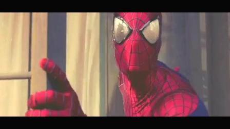 蜘蛛侠: 当帕克遇见自己的儿子时, 好萌啊, 被治