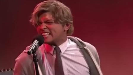 笑死我了, 火星哥模仿贾斯汀比伯和MJ唱歌, 简直太像了!