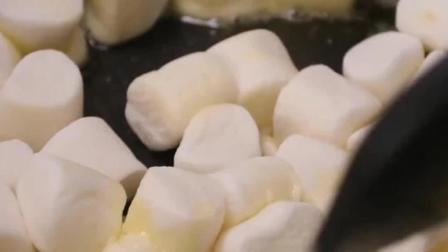 牛轧糖真正的手工做法, 软硬一点都不粘牙, 比外面的好吃实惠