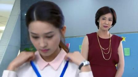 董事长夫人去公司,意外看见穷女孩脖子疤痕,竟和失散的女儿一样