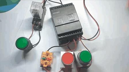plc自锁电路怎么接线? 停止按钮是接常开还是接常闭?