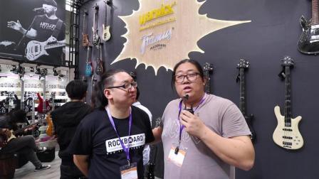重兽测评-2018上海乐展特别篇-握威展位