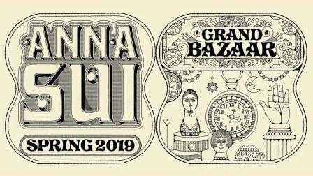 Anna Sui S/S 2019 Fashion Show