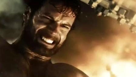 低谷期的超人, 胡子拉碴, 但正义没忘, 总会救下危难之中的人类