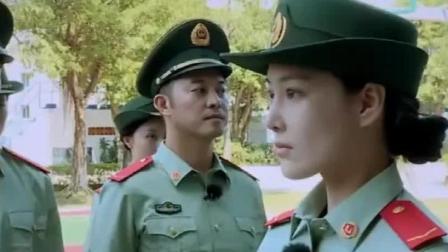 《神犬奇兵》张馨予初识何捷教官, 队前献唱, 队友扑哧一笑!