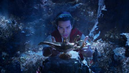 迪士尼全新真人电影《阿拉丁》首支先导预告片