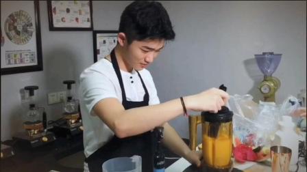 快速get咖啡拉花 咖啡教学视频 咖啡师培训 饮品培训班 甜点教学视频fhxx