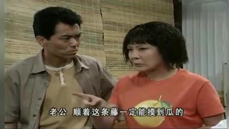 外来媳妇本地郎: 阿娇对阿宗喊: 哎呀老板死了