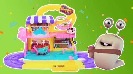 仓鼠乐园合集第二弹 美食家萝茜的超市旅行