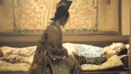 《如懿传》乾隆假装病重, 令妃狂笑说出所有罪行, 甄嬛走进殿撞破一切
