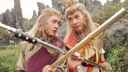 【虫哥】魔性回顾童年追过的tvb陈浩民版《西游记2》, 通臂猿猴如此出彩, 简直让我印象深刻~