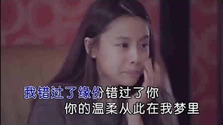 陈瑞 - 《错过了缘分错过你 》多想回到我们的昨天 我会爱你一如从前 想起我们不再有明天