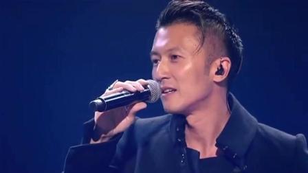 中国好声音: 谢霆锋专门为学员创作的一首歌, 眼泛泪光唱完, 感动全场!