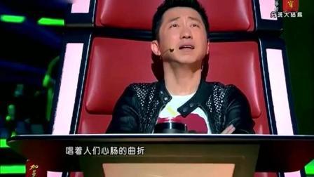 中国好声音: 永远不要以貌取人, 他把小情歌唱的