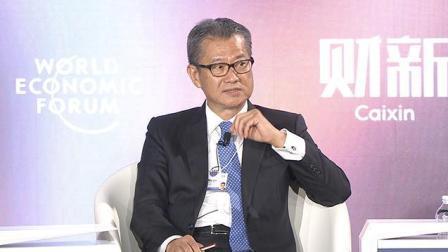 香港财政司司长陈茂波: 如何实现大湾区各地协同发展是一个挑战