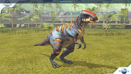 肉肉 侏罗纪世界恐龙游戏1261原莱是龙!