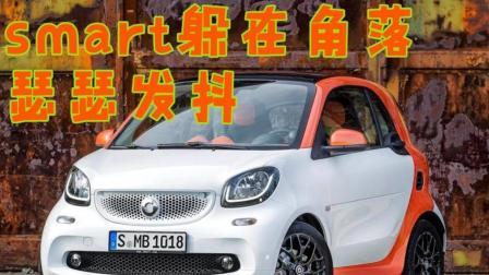 """""""奇瑞QQ""""新款车秒杀奔驰smart,价格却让人望而却步"""